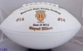 Senior Night Custom Full Size Football