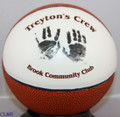 Custom Community Club Basketball