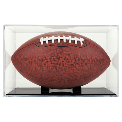 Football Ballqube Grand stand display
