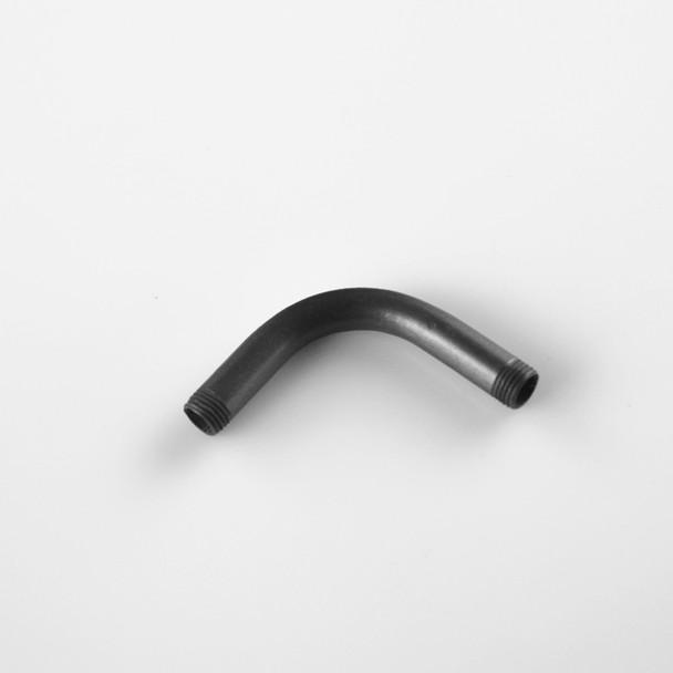 Pipe Elbow Antique Black