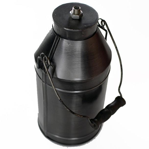 Milkcan Lamp Base