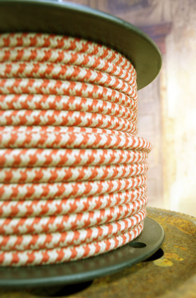 Hounds Tooth 3-conductor Wire