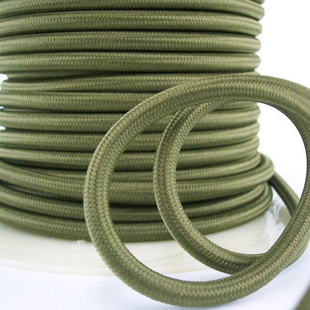 Olive Green Pulley Cord
