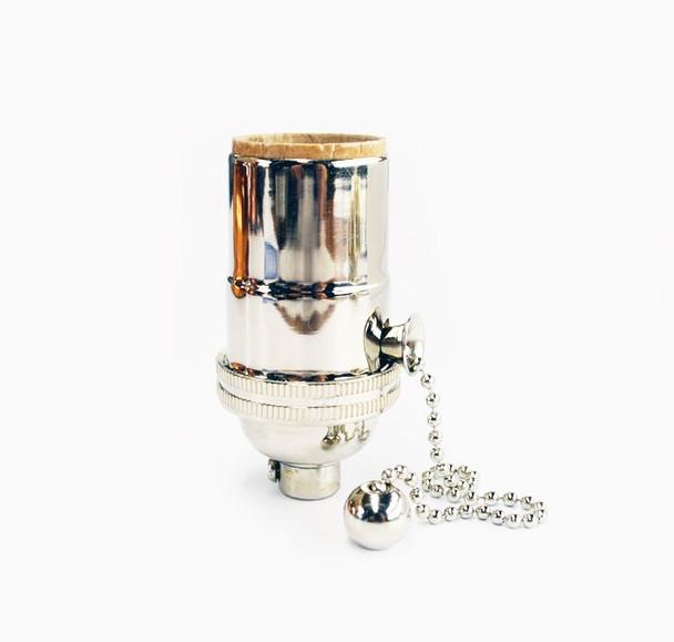 Light Socket Pull Chain