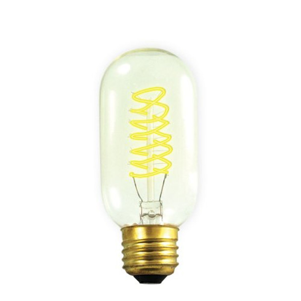 Edison Bulb - Tube Style - SMOKE