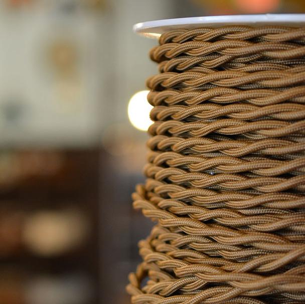 Bronze cloth wire