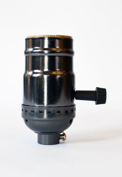 Black Pearl Light Socket