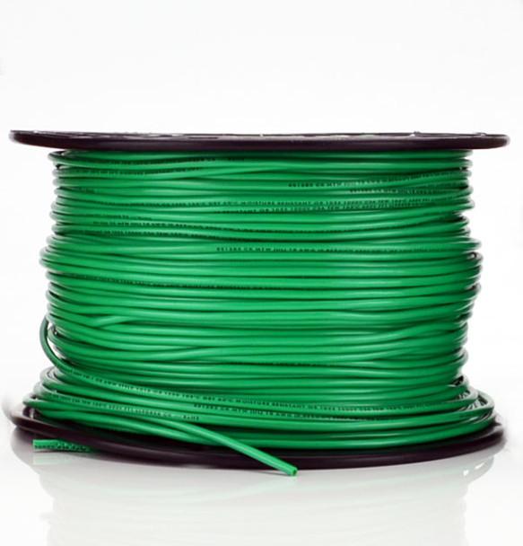 Ground Wire (Green) -------- 18 Gauge