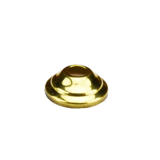 Polished Brass Vase Cap