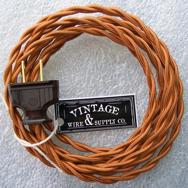 Copper Lamp Cord