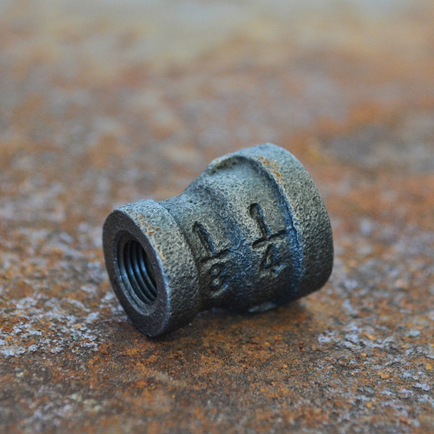 Black Pipe Reducer