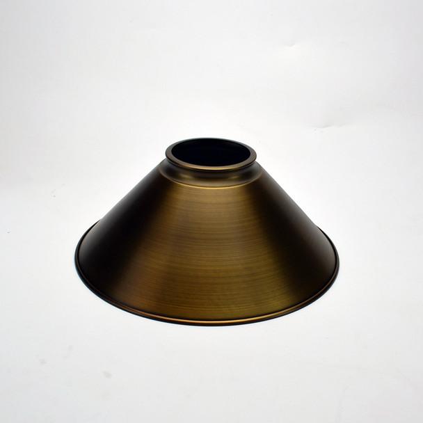 Antique Brass Metal Shade