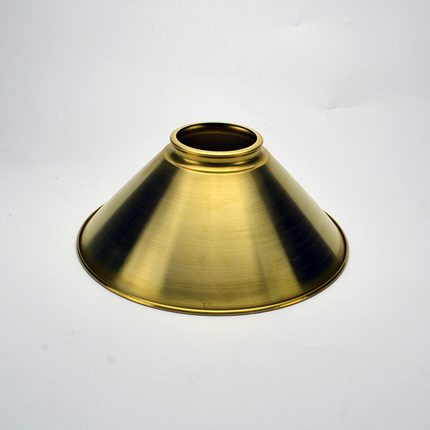 Solid Brass Metal Shade
