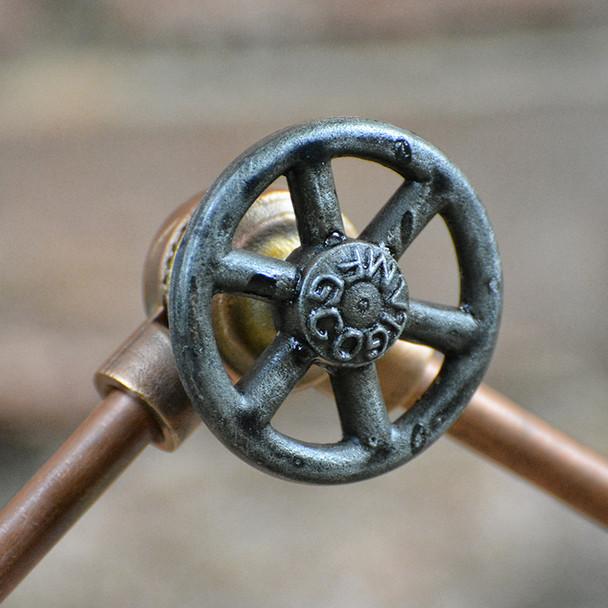 Antique Black Knob