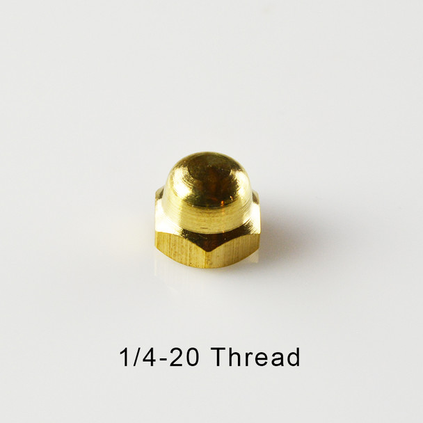 Brass Acorn Nut