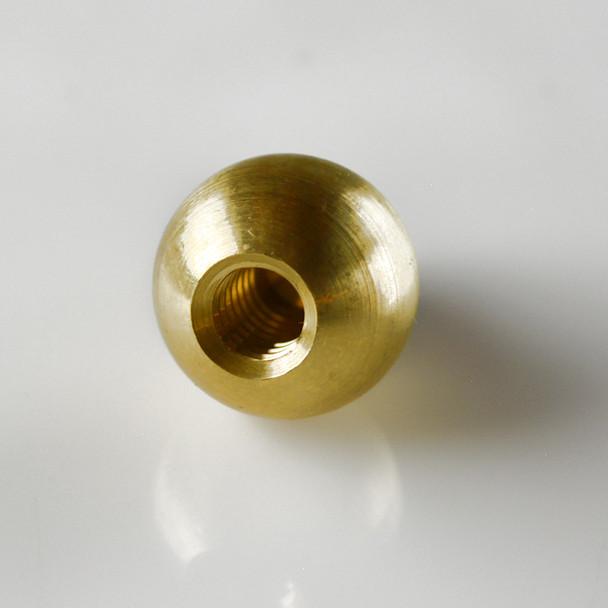 """Brass Ball - 1/4-20"""""""