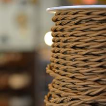 Antique Bronze Cloth Wire