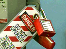 Details of Lockout Tagout