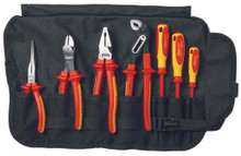 7 PC. Pliers/Screwdriver Insulated Tool Set 3