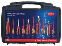 10 PC. Pliers/Screwdriver Insulated Tool Set 2