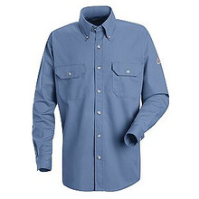 Bulwark® Cool Touch® 2 Button Front Deluxe Shirt HRC2
