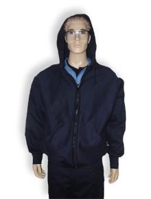 ASCs Wind Pro® FR Hooded/Zipper Sweatshirt
