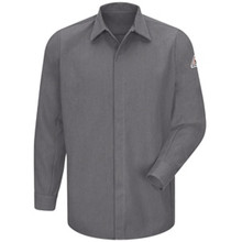 Cool Touch® 2 Concealed-Gripper Pocketless Shirt