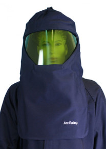 NSA Indura Ultra Soft® Arc Flash Hood HRC2