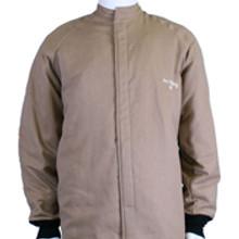 NSA Protera® Zipper Short Coat HRC4