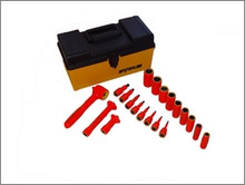 Insulated Socket & Hex Bit Set