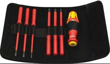 7 Piece Insulated Tool Set
