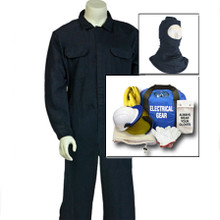NSA HRC2 Ultra Soft® Coverall Kit with Knit Hood