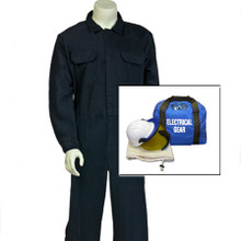 NSA HRC2 Ultra Soft® Coverall Kit with NO Gloves