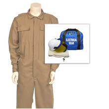 NSA HRC2 Protera Coverall Kit with NO Gloves