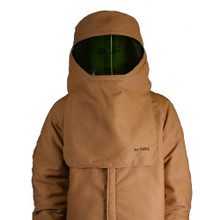 NSA HRCD NOMEX Hood with Faceshield
