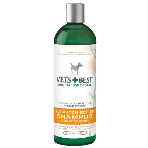Vet's Best Pet Anti-Flea Easy Spray Shampoo 16oz