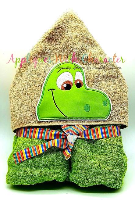Good Dinosaur Peeker Applique Design