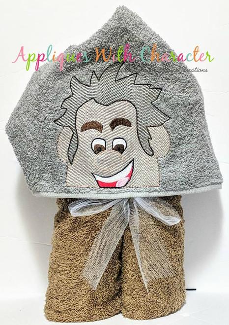 Wrecker Ralph Peeker Bean Stitch Design