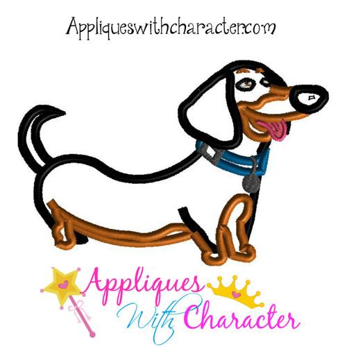 Buddy Pets Applique Design