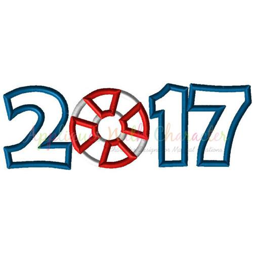 2017 Cruise Applique Design