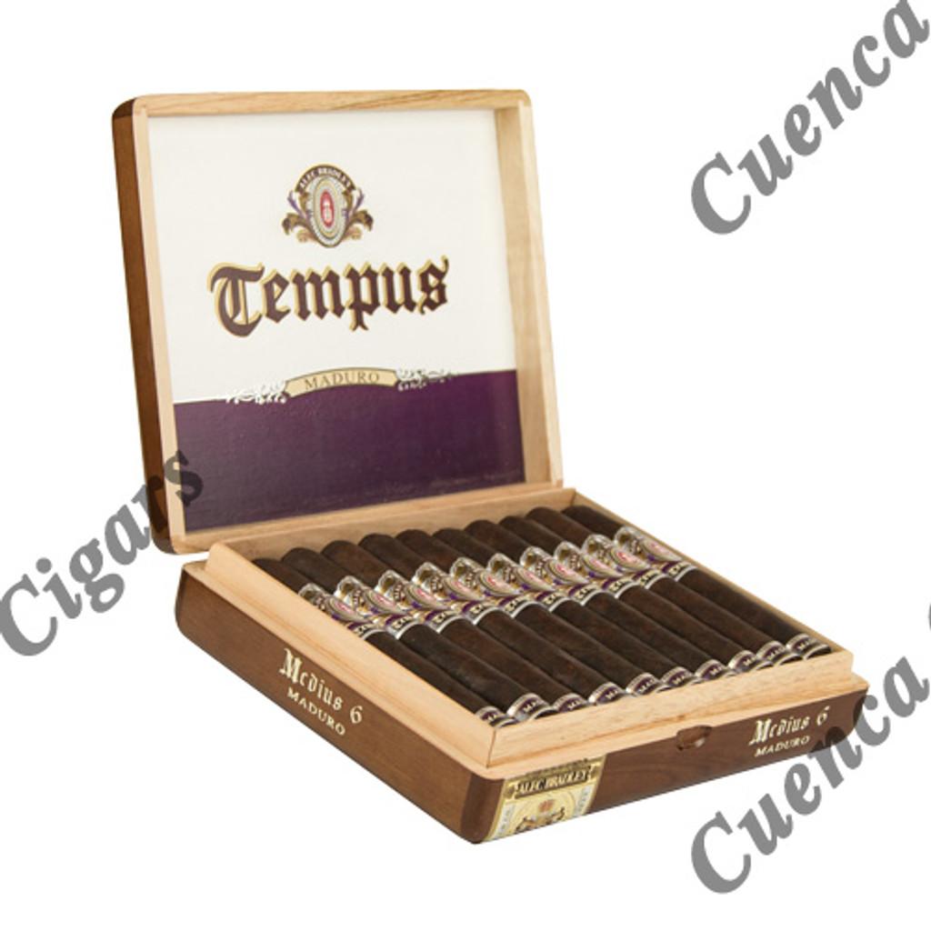 Alec Bradley Tempus Medius 6 Cigars - Maduro Box of 20