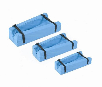 Invacare Propad Leg Trough (Blue)