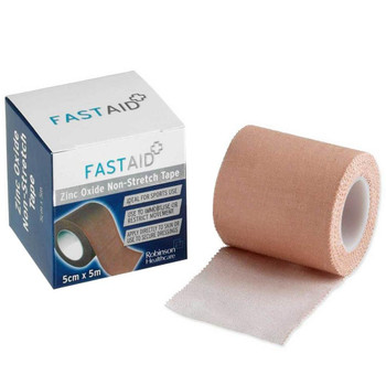 Robinson Fastaid Zinc Oxide Tape (5 Meters)