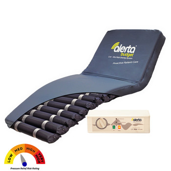 Alerta Medium Risk Dynamic Overlay Air Mattress System
