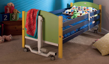 Bradshaw Junior Childrens Nursing Bed