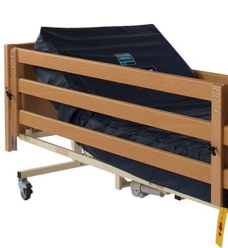 Bradshaw Bed Extra high Siderails