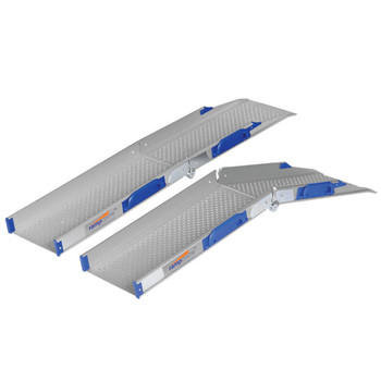 Ultralight Folding Lightweight Portable Channel Ramps