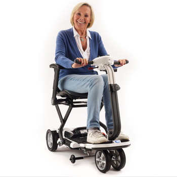 TGA Minimo Folding Portable 4mph Scooter