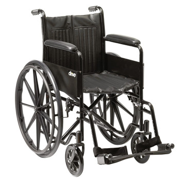 Drive S1 Budget Self Propelled Wheelchair
