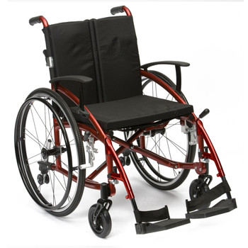 Drive Spirit 18 Self Propel Wheelchair